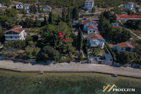 Kuća, sv.Petar na moru, 98m2, prvi red do mora