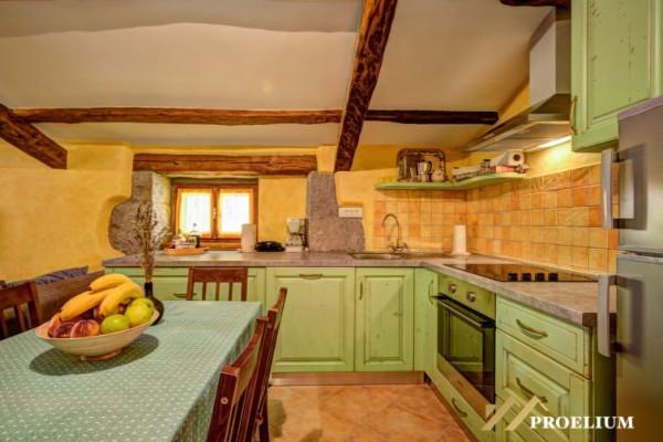 Ekskluzivna kamena kuća s bazenom, Hum, 380 m2