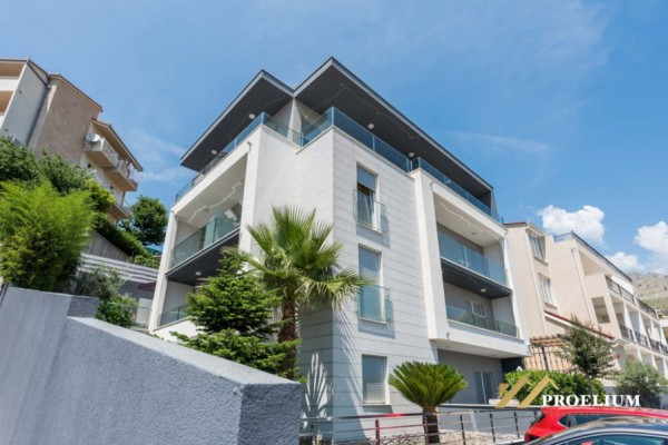 Luksuzni penthouse sa apartmanima, Split, 600m2. 500m do mora