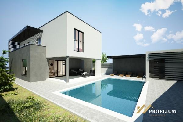 Vila v Zatonu 189,57 m2