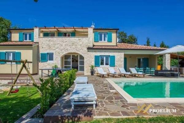 Luksuzna vila v Istri, površine 287 m2